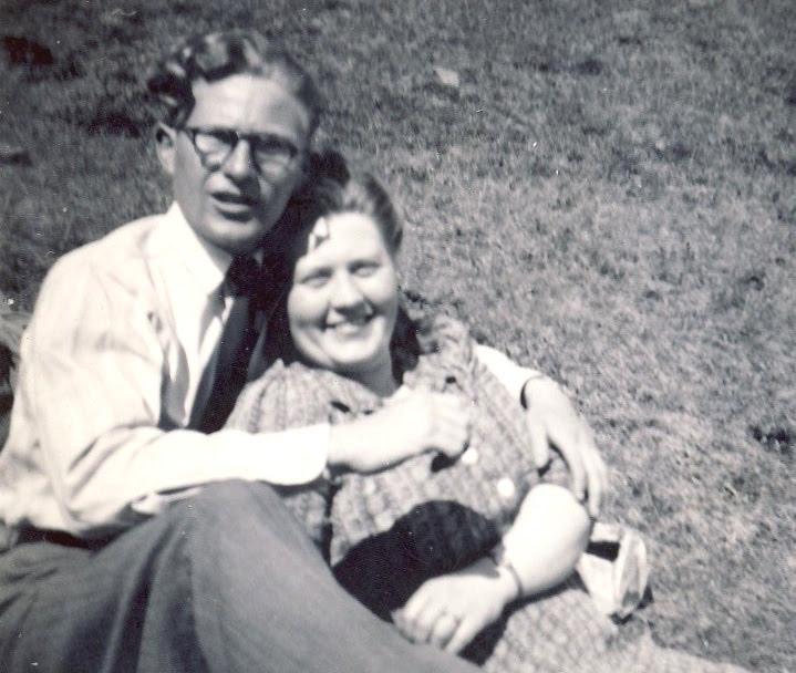 Pabbi og mamma